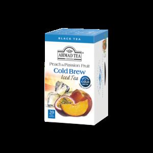 Ahmad Tea Ahmad Peach and Passion Fruit Cold Brew