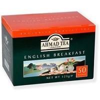 Ahmad Tea English Breakfast 50s