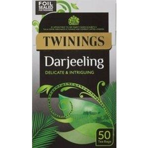 Twinings Twining Darjeeling (UK) 50 Bags
