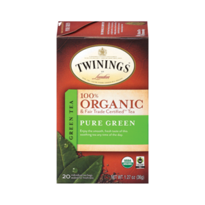 Twinings Twinings 20 ct Organic Pure Green