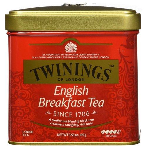 Twinings Twinings English Breakfast 100g Tin