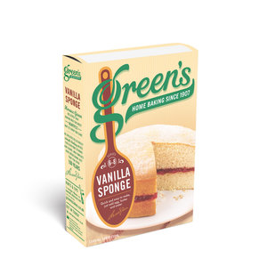 Greens Green's Vanilla Sponge Box Mix