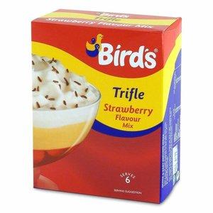 Bird's Birds Strawberry Trifle Mix