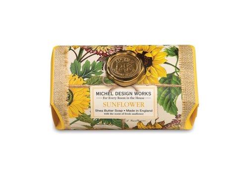 Michel Design Works Sunflower Shea Butter Soap Bar