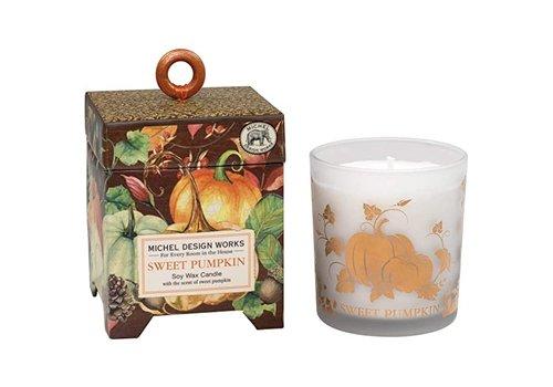 Michel Design Works Sweet Pumpkin Soy Wax Candle