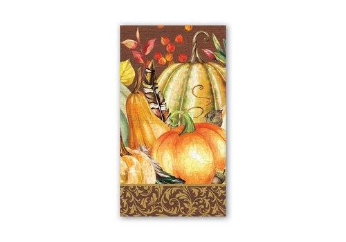 Michel Design Works Sweet Pumpkin Hostess Napkins