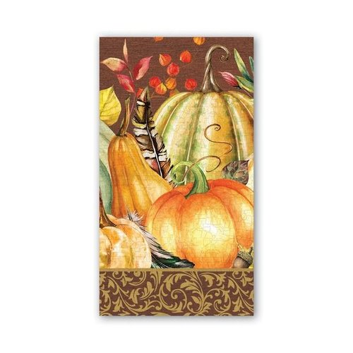 Michel Design Works Sweet Pumpkin Hostess Napkins