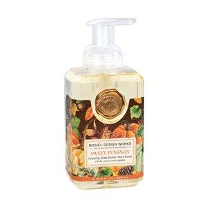 Michel Design Works Sweet Pumpkin Foaming Shea Butter Hand Soap