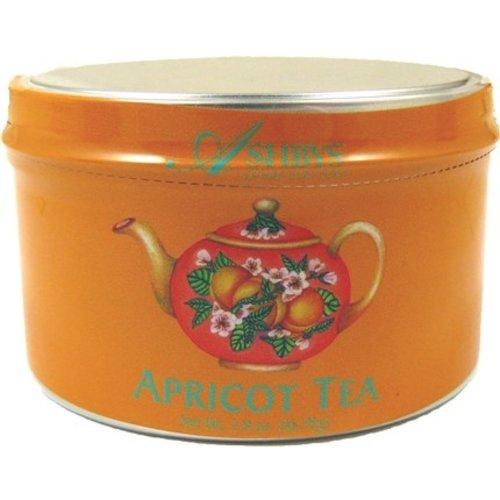 Ashbys Teas of London Apricot Loose