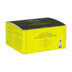 Harney & Sons Harney and Sons Organic Citron Green 50 Ct Box