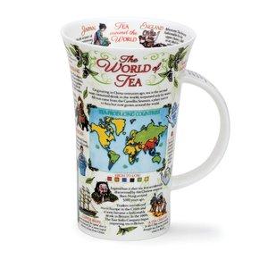 Dunoon Glencoe World of Tea Mug