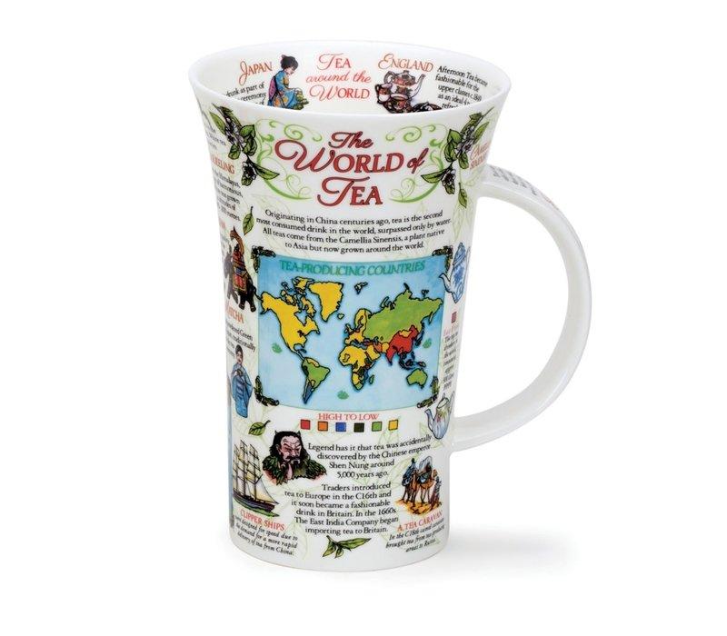 Glencoe World of Tea Mug