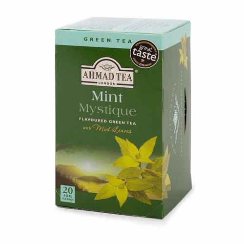 Ahmad Tea Ahmad Green Tea with Mint 20s