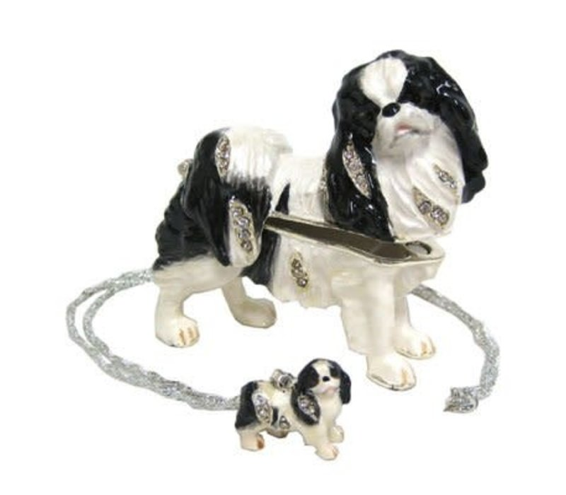 62618 Kingspoint Designs Noble Japanese Chin
