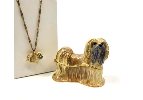Kingspoint Designs Kingspoint Designs Dharma Lhasa Apso