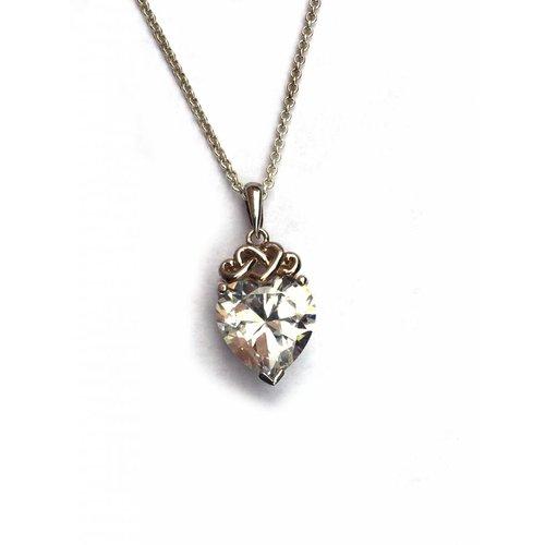 Solvar Solvar Sterling Silver with Heart