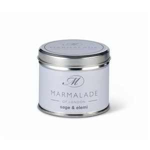Marmalade of London Sage & Elemi Tin Candle