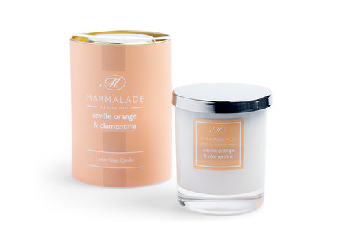 Marmalade of London Seville Orange and Clementine Glass Candle