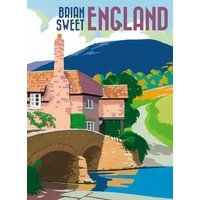 Brian Sweet England Boxed Notecards