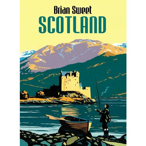 Pomegranate Brian Sweet Scotland Cards