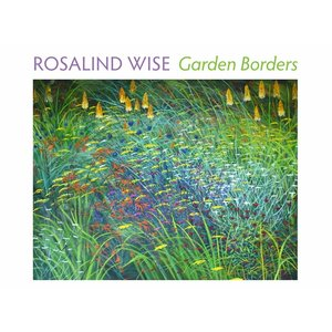 Pomegranate Rosalind Wise Garden Borders Boxed Notecards