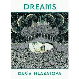 Pomegranate Daria Hlazatova Dreams Notecards