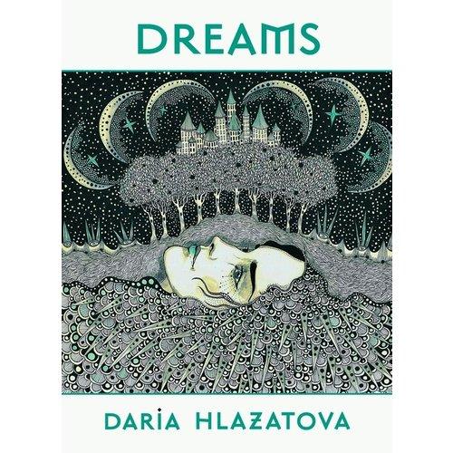 Pomegranate Daria Hlazatova Dreams Boxed Notecards