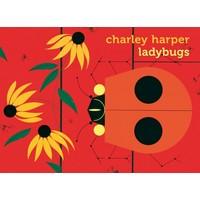 Charley Harper Ladybugs Notecards