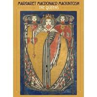 Margaret Macdonald Mackintosh The Queens Notecards