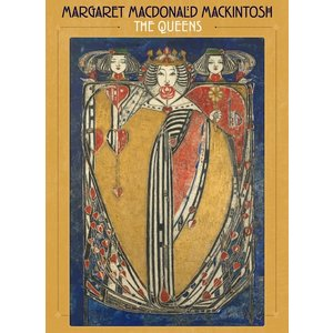 Pomegranate Margaret Macdonald Mackintosh The Queens Notecards