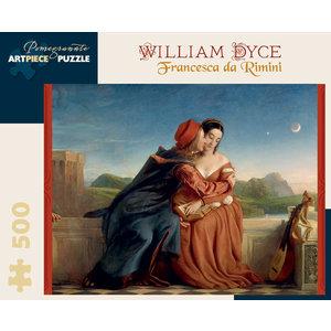 Pomegranate Francesca da Rimini 500 Piece Puzzle