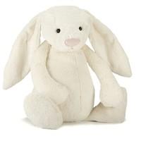 Bashful Cream Bunny Really Big