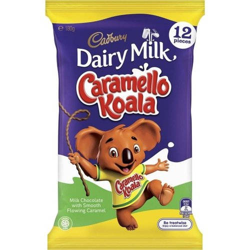Cadbury Dairy Milk Caramello Koala Sharepack