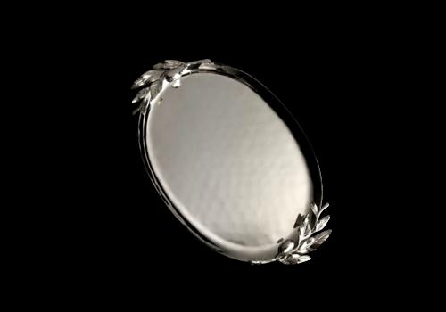 Carmel Ceramica Oliveira Oval Tray
