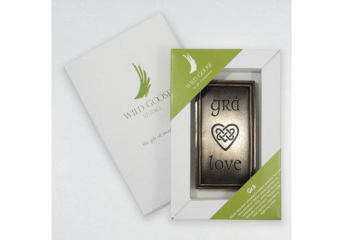 Wild Goose Wild Goose Grá Love Plaque