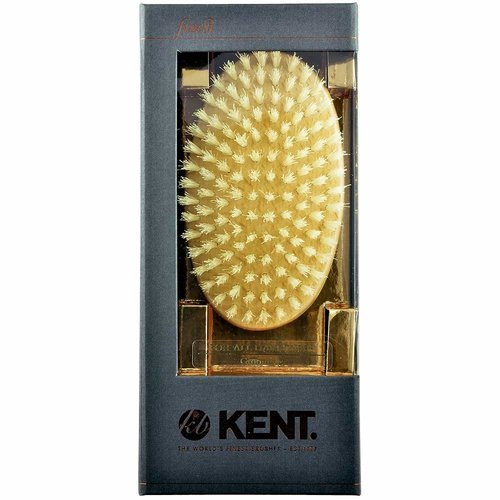 Kent MG3 Oval Pure White Brush