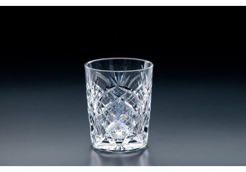 Heritage Crystal Cathedral Double Old Fashioned Tumbler