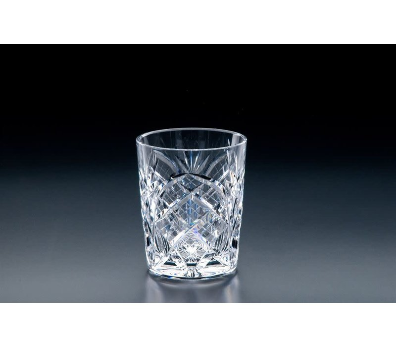Cathedral 12 oz  Double Old Fashioned Tumbler