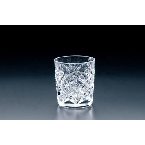 Heritage Crystal Cathedral 10 oz Old Fashioned Tumbler