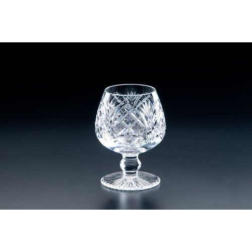Heritage Crystal Heritage Crystal Cathedral Large Brandy Glass