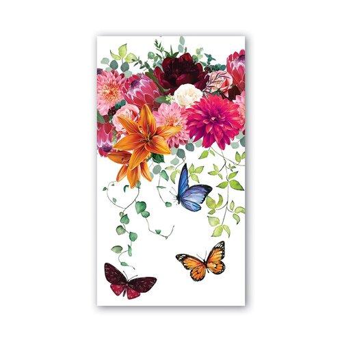 Michel Design Works Sweet Floral Melody Napkins