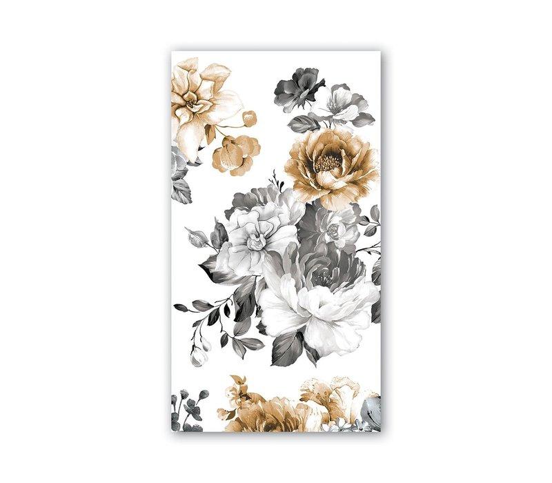 Gardenia Hostess Napkins