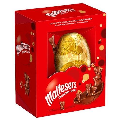 Mars Maltesers Crunchy Giant Egg