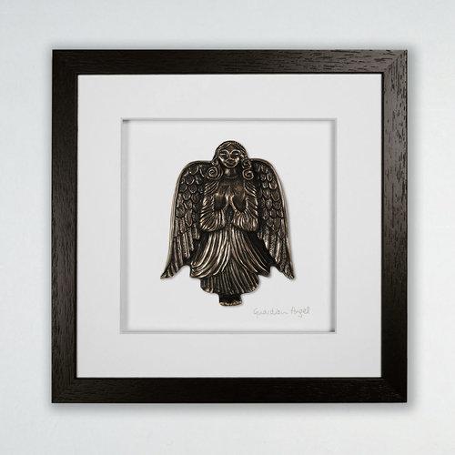 Wild Goose Wild Goose Guardian Angel Framed