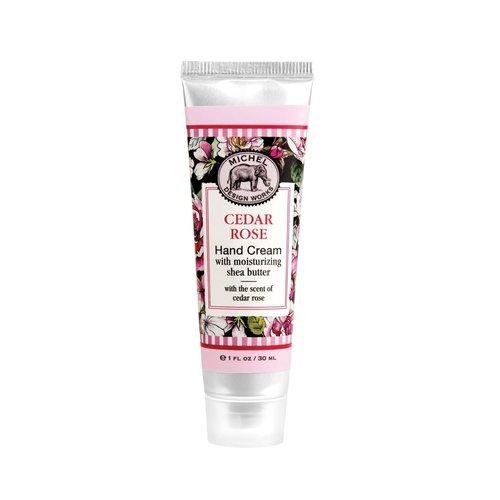 Cedar Rose Hand Cream 1 oz.