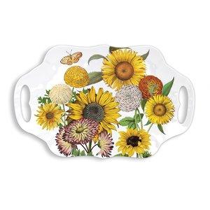 Michel Design Works Sunflower Melamine Tray