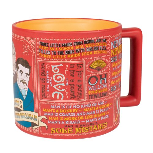 Gilbert & Sullivan Mug