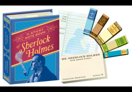 Sherlock Holmes Sticky Notes