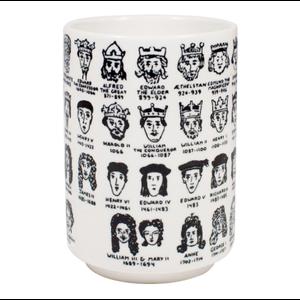 It's Hard to Get a Handle on English Royalty Mug