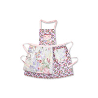 Tea Garden Patchwork Kid's Apron